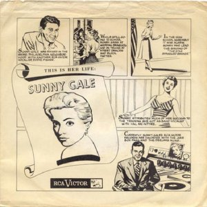 GALE SUNNY - 1956 01 A