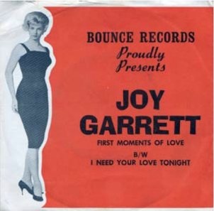 GARRET JOY - 1963 11 A