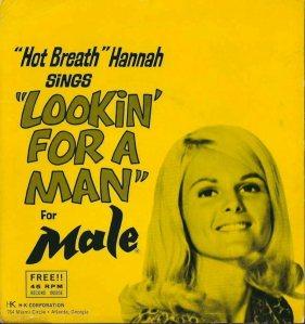 HANNAH HOT BREATH - 1960'S 01 B