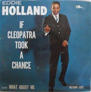 HOLLAND EDDIE - 1962 05 A