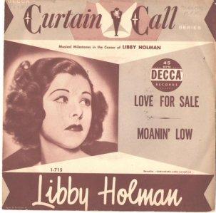 HOLMAN LIBBY - 1953 01 A