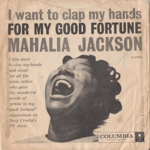 JACKSON MAHALIA - 1958 09 A
