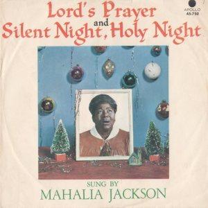 JACKSON MAHALIA - 1962 01 A