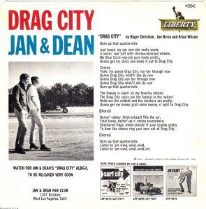 JAN AND DEAN - 1963 11 B