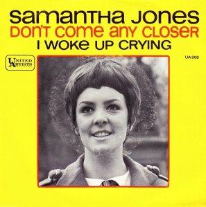 JONES SAMANTHA - 1965 08 A