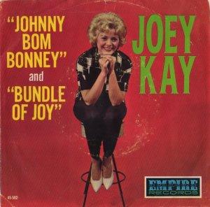 KAYE JOEY - 1960'S 01 B