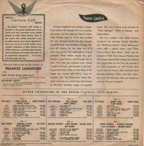 LANGFORD FRANCES - 1954 02 B