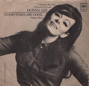 LEE DONNA - 1966 11 A