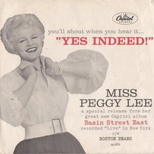 LEE PEGGY - 1961 05 A