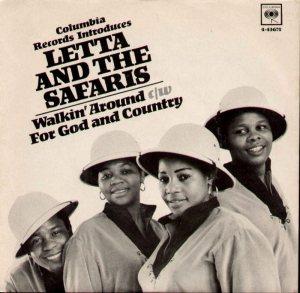 LETTA & SAFARIS 0 1966 01 A