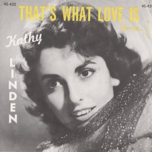 LINDEN KATHY - 1960 04 A