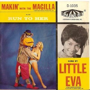 LITTLE EVA - 1964 10 A