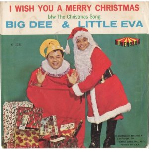 LITTLE EVA & BIG DEE - 1963 11 A