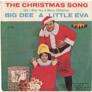 LITTLE EVA & BIG DEE - 1963 11 B