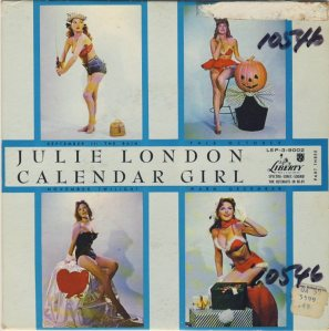 LONDON JULIE - 1956 01-3 A
