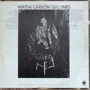LP - CARSON 1972 02