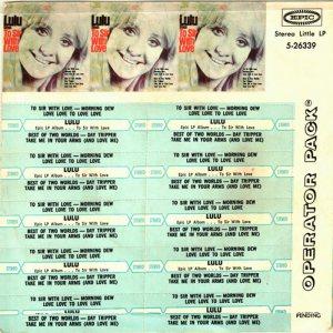 LULU - 1967 01 B