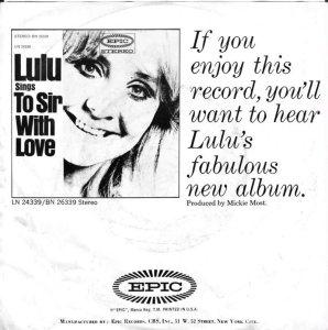 LULU - 1967 12 B