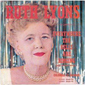 LYONS RUTH - 1960 10 B
