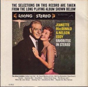 MACDONALD JEANETTE - 1965 02 B