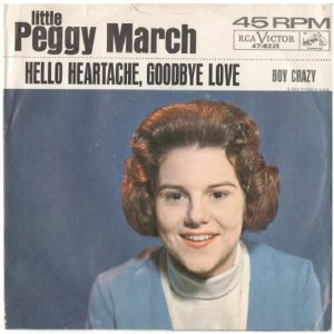 MARCH LITTLE PEGGY - 1963 08 A