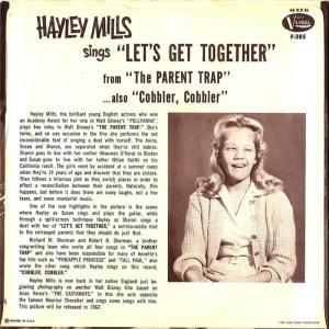MILLS HALEY - 1961 08 B