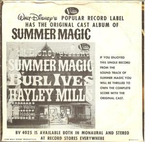 MILLS HALEY - 1963 05 B