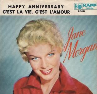 MORGAN JANE - 1959 10 A