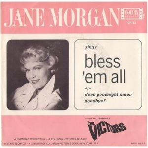 MORGAN JANE - 1963 11 A