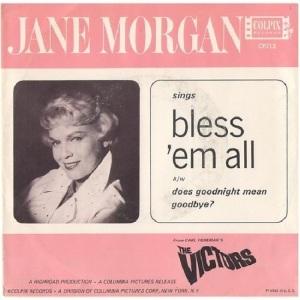 MORGAN JANE - 1963 11 A