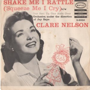 NELSON CLARE - 1957 11 A