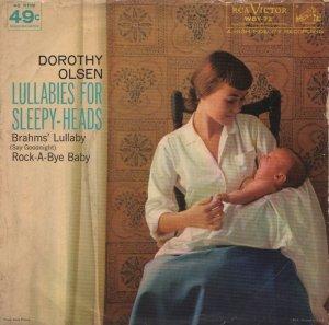 OLSEN DOROTHY - 1957 01 A