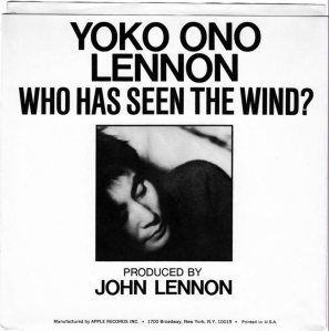 ONO YOKO - 1970 - 01 A