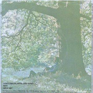 ONO YOKO - 1970 12 A
