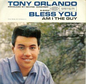 ORLANDO TONY - 1961 08 A