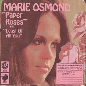 OSMOND MARIE - 1973 08 A