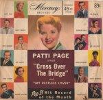 PAGE PATTI - 1954 03 A