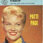 PAGE PATTI - 1958 09 A