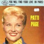 PAGE PATTI - 1958 09 B