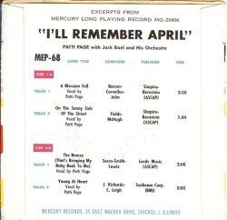 PAGE PATTI - 1959 01 B