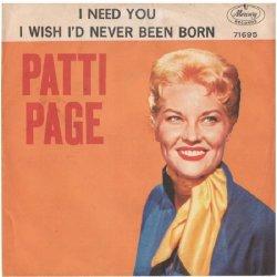 PAGE PATTI - 1960 09 A