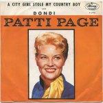 PAGE PATTI - 1961 03 A
