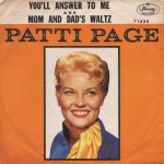 PAGE PATTI - 1961 05 A