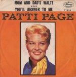 PAGE PATTI - 1961 05 B