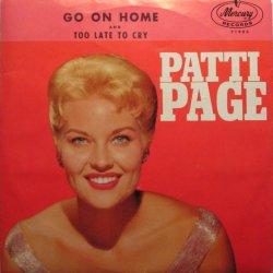 PAGE PATTI - 1961 11 A