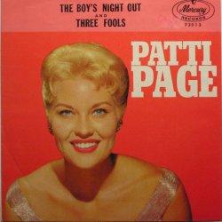 PAGE PATTI - 1962 07 A