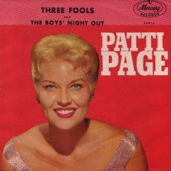 PAGE PATTI - 1962 07 B