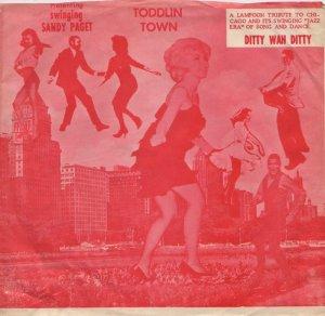 PAGET SANDY - 1960'S 01 A