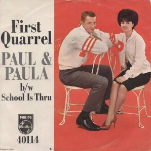 PAUL AND PAULA - 1963 05 A