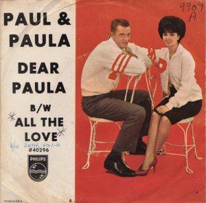 PAUL AND PAULA - 1965 06 A